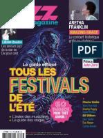 Jazz Magazine N°717 Juin 2019