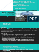 Construccion Autosustentable (Aeropuerto de Baltra)