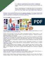 Unilever in Romania - Oameni si Companie