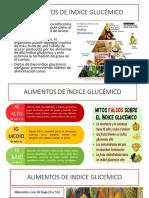 Alimentos de Índice Glucémico