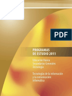 Temario Informatica-plan 2011