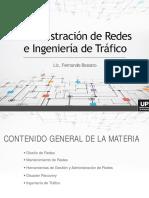 Administración de Redes e Ingeniería de Trafico