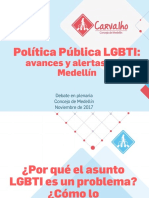 Política Pública LGBTI