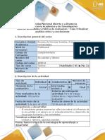 _Guía de actividades y rubrica de evaluación - Fase 3 - Realizar análisis crítico y conclusiones  (1).docx