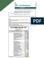 ACTIVIDAD DE APRENDIZAJE 3. Estudio Financiero.xls