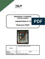 laboratorio 2 control de procesos