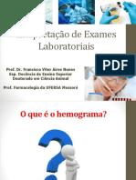 Intepretação de Exames Laboratoriais - hemograma.pptx