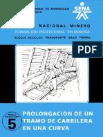 Minería Transporte Bajo Tierra 5