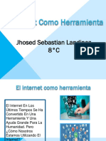 Presentacion El Internet