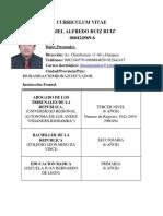 Curriculum Vitae Daniel Ruiz (1)