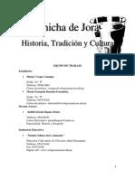 Chicha de Jora. Historia Tradicion y Cultura.docx