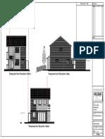 APRH - PL - 401 - Proposed Elevations Rev A