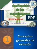 clasificaciondemaloclusiones-140226055152-phpapp02