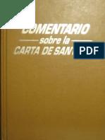 Comentario Sobre La Carta de Santiago