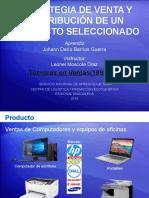 ESTRATEGIA DE VENTA Y DISTRIBUCIÓN DE UN PRODUCTO.pptx