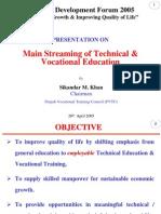 Technical Education in Pakistan