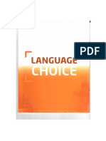 Choices Elementary Language Choice
