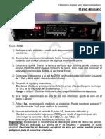 Ohmetro RK450A Media Pag b