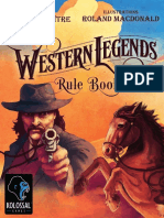 61 Western Legends Rulebook