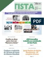 O Jornal Batista 25 - 18.06.2017