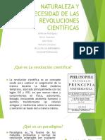 Naturaleza y Necesidad de Las Revoluciones Científicas