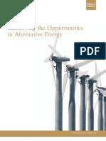 Alt Energy Wells Far Go Report