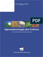 Agrometeorologia Dos Cultivos