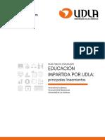 Educ Impartida Por UDLA CSS