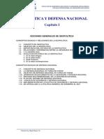 Geopolítica y Defensa Nacional (1)