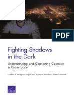 Understanding and Countering Coercion in Cyberspace, Rand Corporation