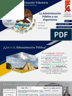 Administración Pública México