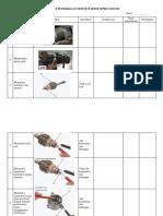 Job Sheet Pemeriksaan Sistem Starter Sepeda Motor