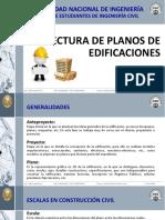 Lectura de Planos - Arquitectura
