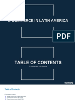 Study Id14764 e Commerce in Latin America Statista Dossier