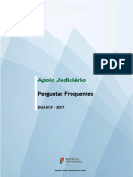 Manual de Apoio Judiciario