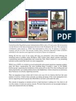 Disturbing Terror Financing Trend From Criminal Activity