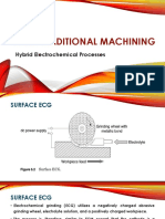 Hybrid Electrochemical Processes