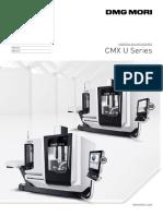 Pm0us Cmx u Series PDF Data