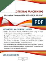 Mechanical Processes