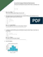 Statistical DIagram