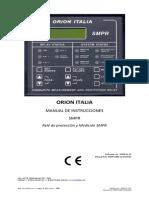 Manual Rele Orion