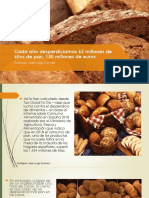 Eustiquio Jose Lugo Gomez_Cada año desperdiciamos 62 millones de kilos de pan, 150 millones de euros