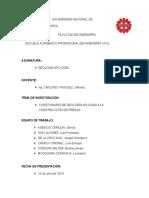 Cuestionario de Presas. Final