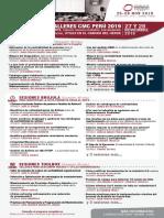 Flyer Sesiones Cmc Pe 2019