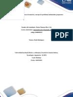 Balance Materia Ejercicios Propuestos