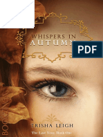 Trisha Leigh - Whispers in Autumn