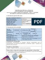 Guía de actividades y rúbrica de evaluación - Fase 2 - Actividad de matrices y solución de sistemas de ecuaciones.pdf
