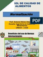 5. Normalizacion IV Cc