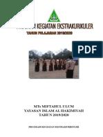 Program Ekstrakurikuler 2019