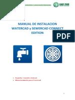 Manual Instalacion Watercad